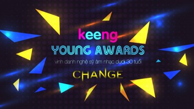 Keeng Young Awards 2018: CHANGE (Teaser)
